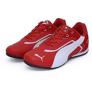Tênis Puma Ferrari Vermelho
