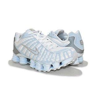 Tênis Nike Shox TL 12 Molas Branco