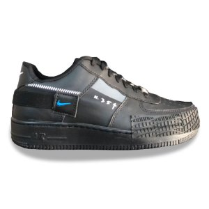 Tênis Nike Air Force 1 Type Preto