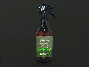 Spray Ambiental Segurança e Conforto