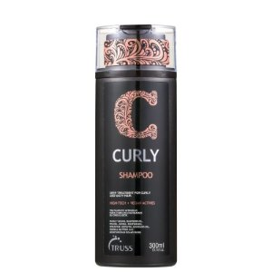 Shampoo Curly Truss 300ml