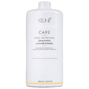 Shampoo Vital Nutrition Care Keune 1000ml
