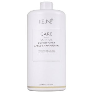 Condicionador Satin Oil Care Keune 1000ml