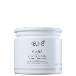 Máscara Tratamento Keratin Smooth Care Keune 200ml