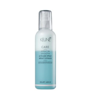 Leave-In Spray 2Phase Keratin Smooth Care Keune 200ml