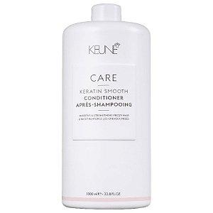 Condicionador Keratin Smooth Care Keune 1000ml