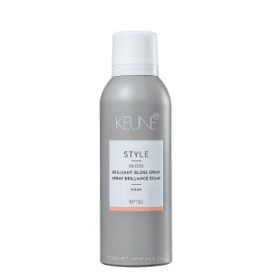 Spray de Brilho Brilliant Gloss Style Keune 200ml