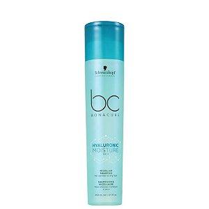 Shampoo Hyaluronic Moisture Kick Micellar Schwarzkopf Professional Bonacure 250ml