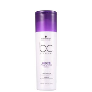 Condicionador Keratin Smooth Perfect Schwarzkopf Professional Bonacure 200ml