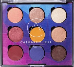 Paleta de Sombras Dream Colors 1017/4 Catharine Hill 16g
