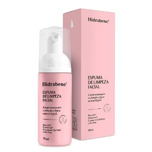 Espuma de Limpeza Facial Hidrabene 50ml
