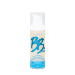 BB Cream FPS 30 Vegano Vizzela Cor 00 30G