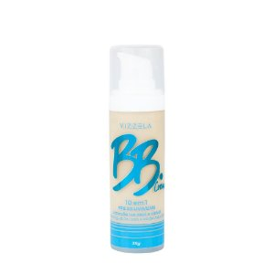 BB Cream FPS 30 Vegano Vizzela Cor 1,5 30G