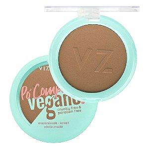 Pó Compacto Vegano Vizzela Cor 06 9G