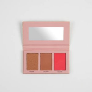Paleta Bronzer e Blush Collection Oceane 14,64G
