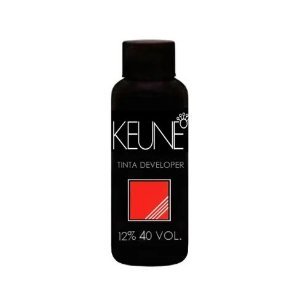 Água Oxigenada Keune Tinta Developer 40 Volumes (12%)  60ml