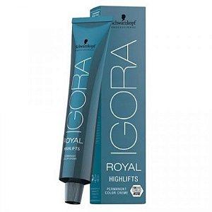 Coloração Igora Royal Highlifts schwarzkopf Superclareador 12.11 Cinza Extra 60g