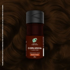 Máscara Pigmentante Tonalizante Kamaleão Color Cor Corujinha 150ml