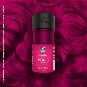 Máscara Pigmentante Tonalizante Kamaleão Color Cor Pônei 150ml