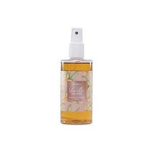 Aromatizante Corporal Vanilla Body Splash Budelli 250 ml