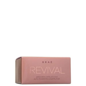 Máscara Reconstrutor Revival Braé 200ml
