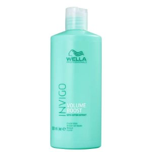 Máscara Tratamento Wella Professionals Invigo Volume Booster 500ml