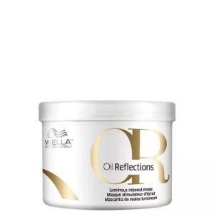 Máscara Tratamento Wella Professionals Oil Reflections Luminous Reboost 500g