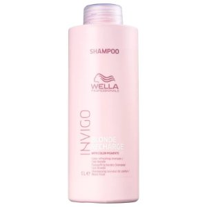 Shampoo Wella Professionals Invigo Blonde Recharge 1000ml