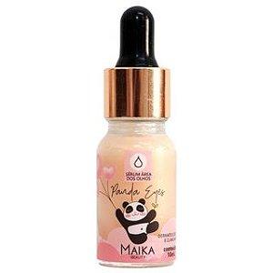 Sérum Para Área Dos Olhos Panda Eyes Maika Beauty 10ml