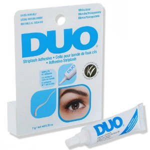 DUO Eyelash Adhesive Clear White Cola para Cílios 7g (Original)