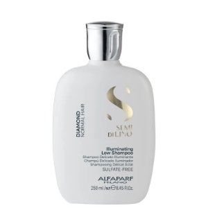 Shampoo sem Sulfato Semi Di Lino Diamond Illuminating Alfaparf 250ml