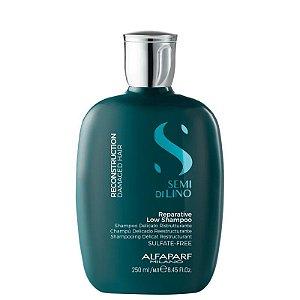 Shampoo sem Sulfato Semi Di Lino Reconstruction Reparative Alfaparf 250ml