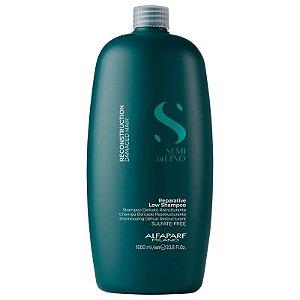 Shampoo sem Sulfato Semi Di Lino Reconstruction Reparative Alfaparf 1000ml