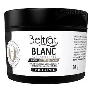 Gel Hard Blanc Autonivelante Beltrat 30g