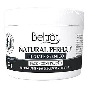 Gel Natural Perfect Hipoalergênico Beltrat 20g