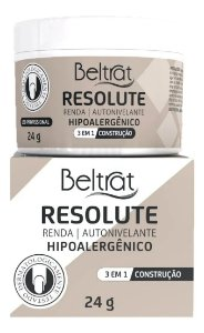 Gel Autonivelante Resolute Renda Beltrat 24g