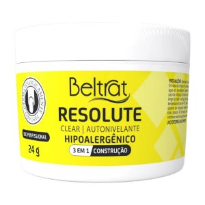 Gel Autonivelante Resolute Clear Beltrat 24g