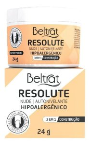 Gel Autonivelante Resolute Nude Beltrat 24g