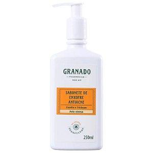 Sabonete Líquido para Acne Oil-Control Enxofre Granado 250ml