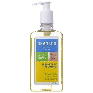 Sabonete Líquido Bebê Glicerina Tradicional Granado 250ml