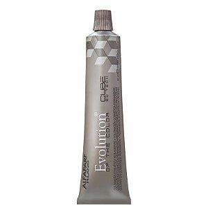 Coloração Tinta Permanente Alfaparf 8.21 Louro Claro Irisé Cinza 60g