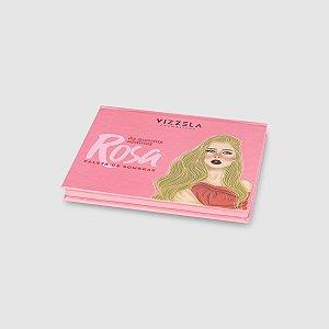 Paleta de Sombras às Quartas Usamos Rosa Vizzela 14,4G