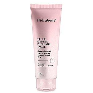 Gel de Limpeza Profunda Facial Hidrabene 120G