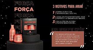 Kit Edição Limitada L'Oréal Professionnel Serie Expert Inforcer Shampoo 300ml + Máscara 250g