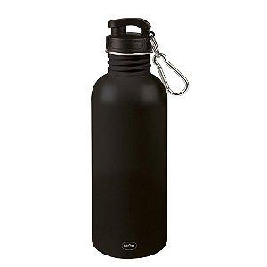 Garrafa Water To Go Trendy Preta 750ml MOR