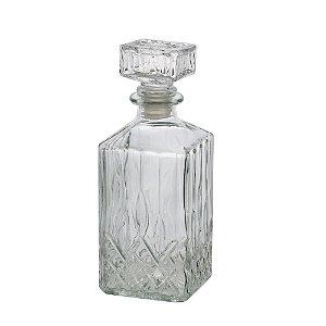 Garrafa para Whisky de Vidro Hamilton 700ml