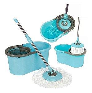 Esfregao MOP Limpeza Pratica 13 Litros MOR