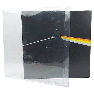 (1unid) Vinil-1 (0,30mm) Pasta Protetora para Disco de Vinil LP Long Play Simples 30cm
