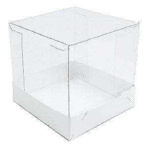 PMB-3 Lisa Branca (PMBTR-3) (7.5x7.5x7.5 cm) 10unid Caixa 7.5cm