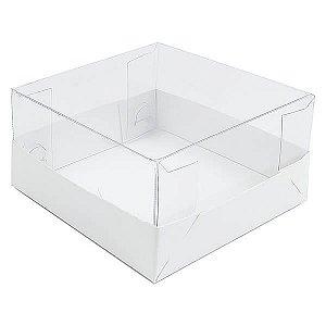 PMB-13 Lisa Branca (PMBTR-13) (7.5x7.5x4 cm) 10unid Embalagem